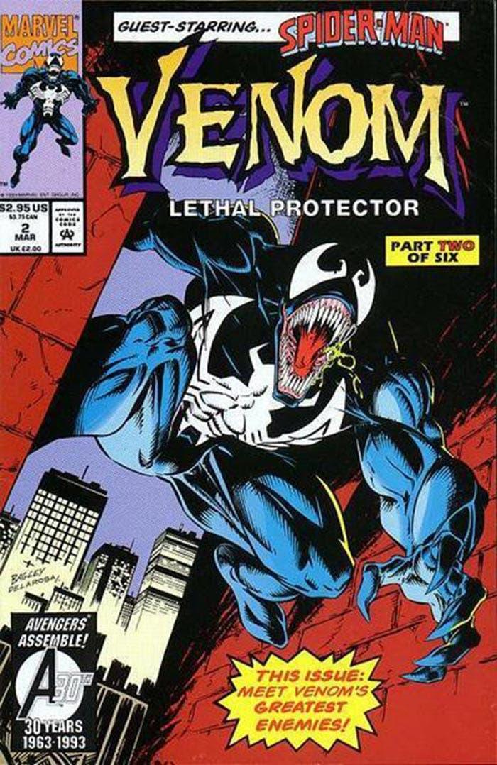 Veneno: Protector Letal (Marvel Comics)