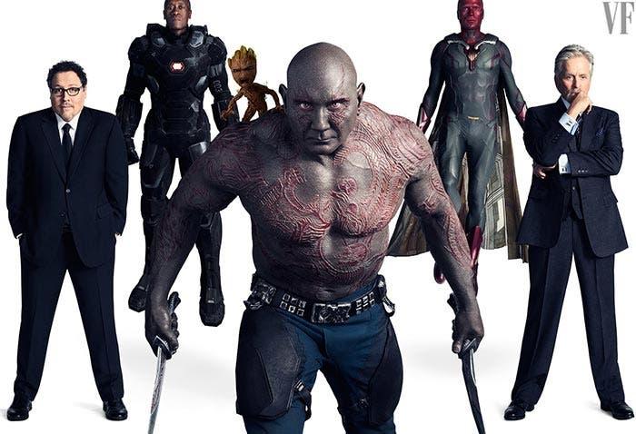 Vengadores: Infinity War (2018) en VF