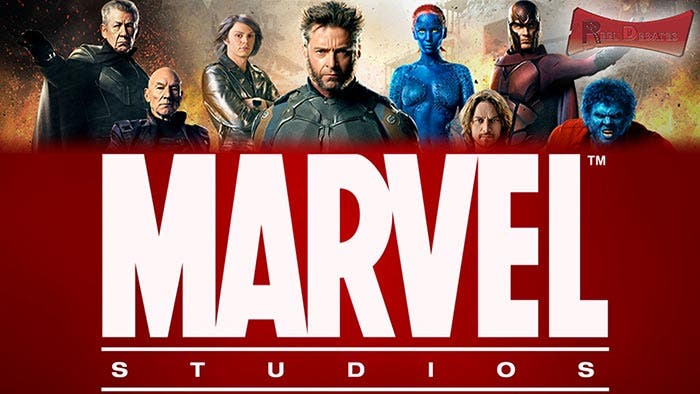 X-Men en Marvel Studios