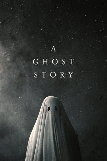 """Poster for the movie """"A Ghost Story"""""""