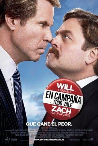 Poster for the movie 'En campaña todo vale