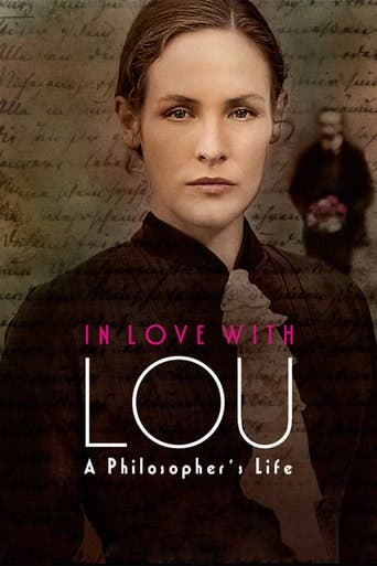 """Poster for the movie """"Lou Andreas-Salomé"""""""