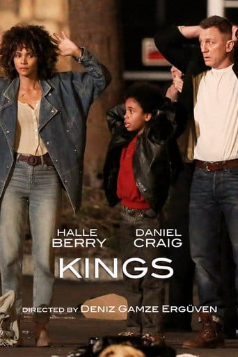"""Poster for the movie """"Kings"""""""