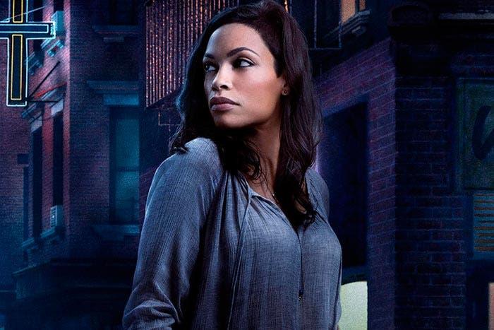 Claire Temple Rosario Dawson Daredevil