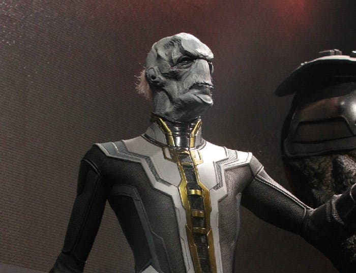 Tom Vaughan-Lawlor ha confirmado que será Ebony Maw