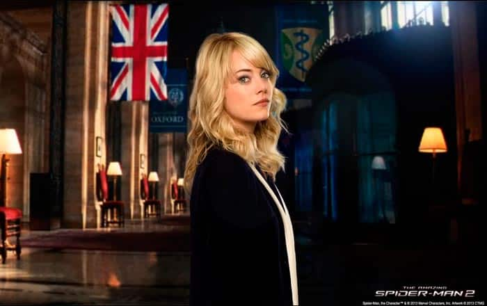 Emma Stone Gwen Stacy