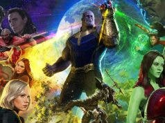 Infinity War Avangers