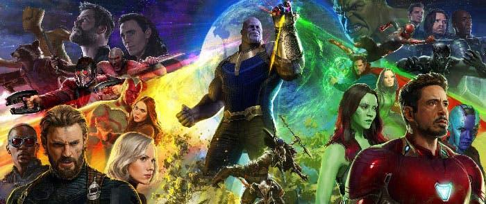 Vengadores: Infinity War | Películas de 2018