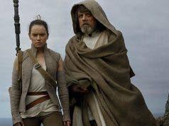 Luke Skywalker 'Star Wars: Los últimos Jedi'