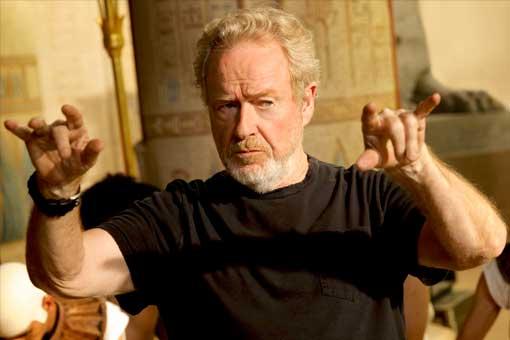 Ridley Scott Netflix