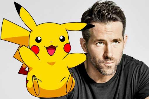 Ryan Reynolds Pokemon