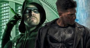 Arrow vs The Punisher