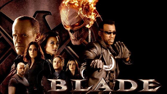 Blade en Agentes de S.H.I.E.L.D.