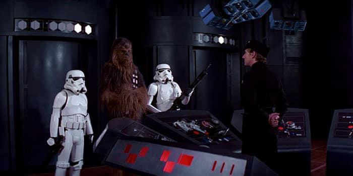 El bloque de celdas AA-23 en Star Wars