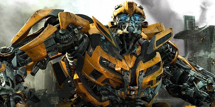 Bumblebee (spin-off de Transformers)