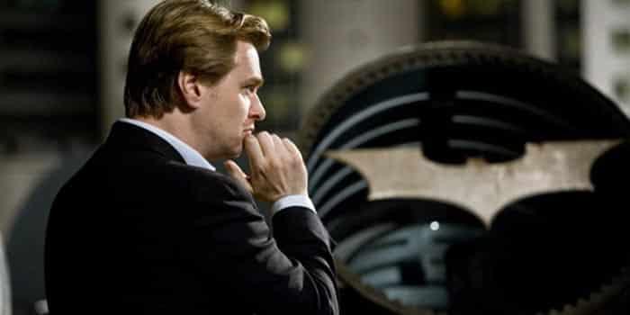 Christopher Nolan trilogía del caballero oscuro
