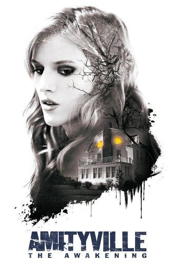 "Poster for the movie ""Amityville: El Despertar"""