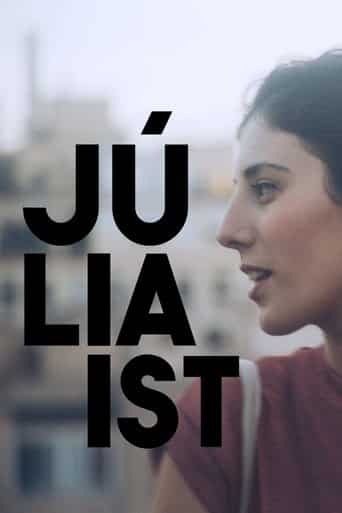 """Poster for the movie """"Júlia ist"""""""