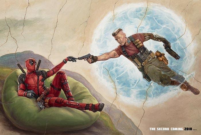 La Capilla Sixtina de Deadpool 2