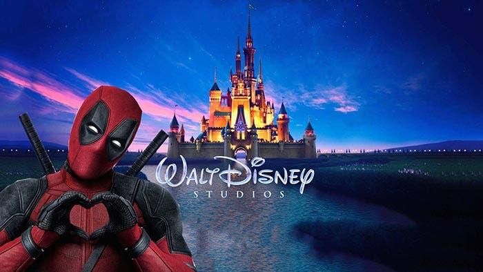 Deadpool en Disney