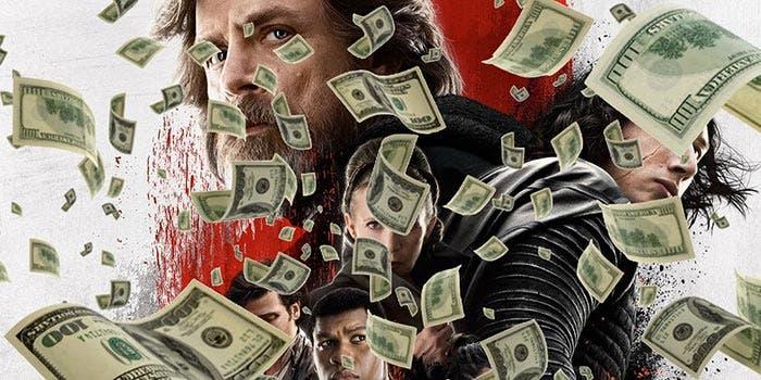 Disney ha superado con tres películas lo que pagó por Star Wars