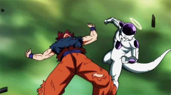 El mejor momento de Dragon Ball Super