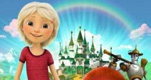 """Poster for the movie """"Salvando al reino de Oz"""""""