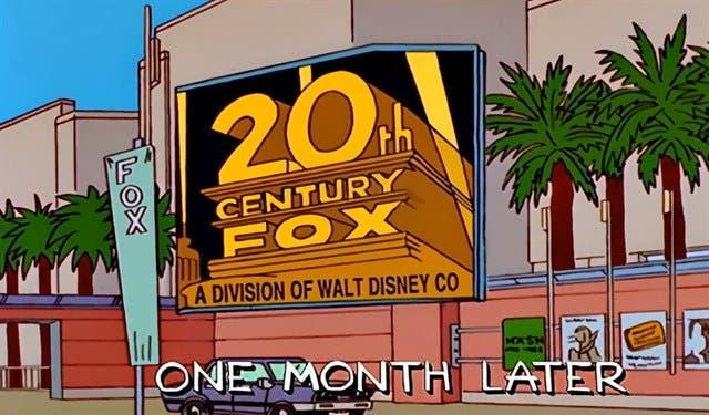 Disney compra FOX