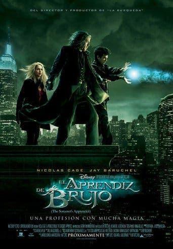 """Poster for the movie """"El aprendiz de brujo"""""""