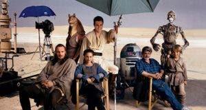 George Lucas en Star Wars: La Amenaza Fantasma