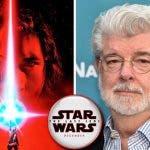 Reacción de George Lucas a Star Wars: Los Últimos Jedi (2017)