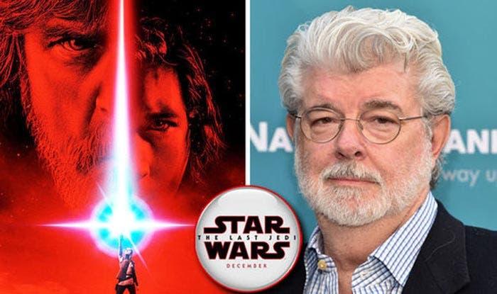 George Lucas podría hacer una nueva película de Star Wars