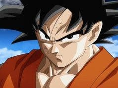 Goku en Dragon Ball Super