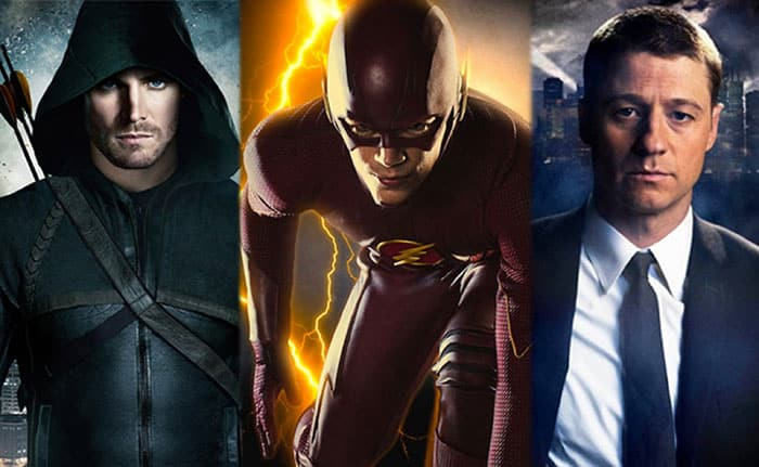 Crossover de Gotham con The Flash, Arrow y el Arrowverso