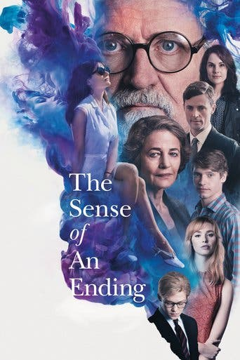 "Poster for the movie ""The sense of an ending (Lo siento)"""