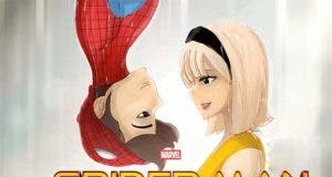 Gwen Stacy Spider-Man: Homecoming 2