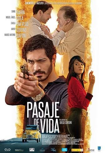 "Poster for the movie ""Pasaje de vida"""