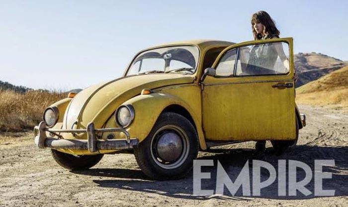 Hailee Steinfeld en Bumblebee (2018), spin-off de Transformers