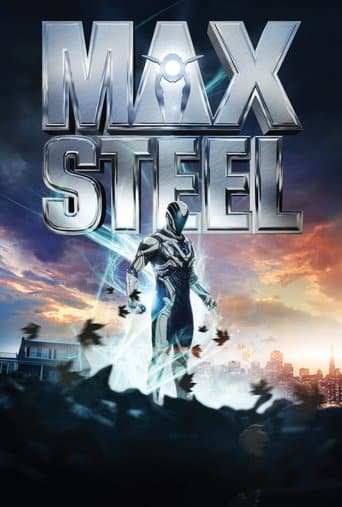 "Poster for the movie ""Max Steel"""