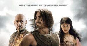 "Poster for the movie ""Prince of Persia: Las arenas del tiempo"""