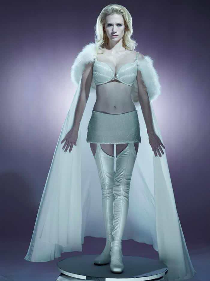 january jones x-men emma frost