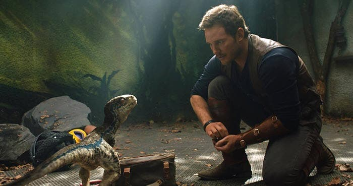 Jurassic World: El reino caído - Jurassic World Alive