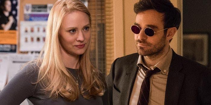 Karen Page en Daredevil