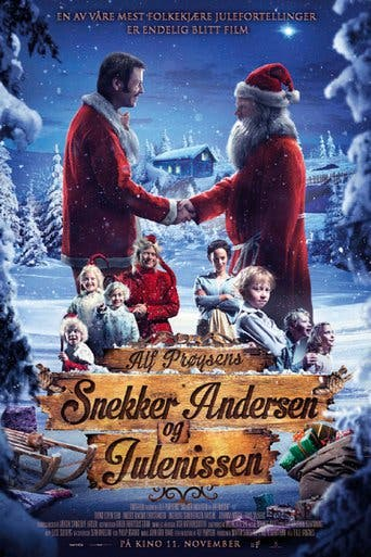 """Poster for the movie """"Santa Swap"""""""