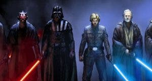 light the force - Star Wars