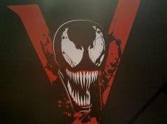 Logotipo de Venom (2018)