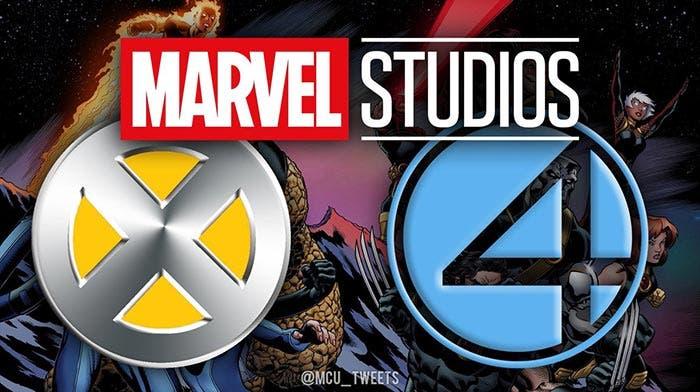 X-Men y Los 4 Fantásticos en el Universo Cinematográfico de Marvel (MCU)