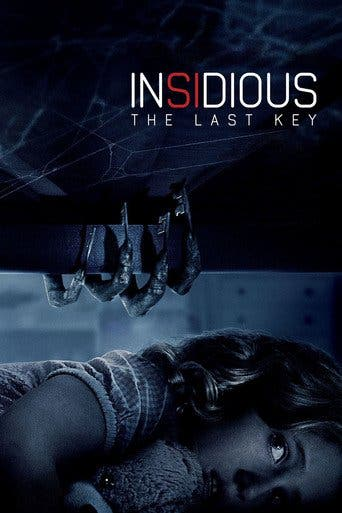 "Poster for the movie ""Insidious: Capítulo 4"""