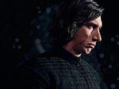 Kylo Ren en Star Wars: Los Últimos Jedi (2017)