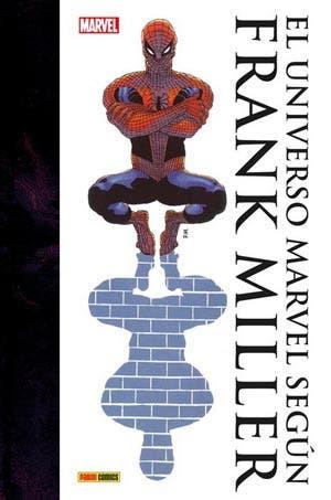 portada El universo Marvel según Frank Miller